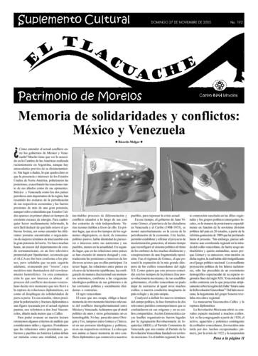 El Tlacuache Núm. 192 (2005)