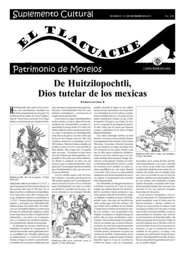 El Tlacuache Núm. 195 (2005)