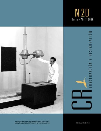 CR. Conservación y restauración Num 20 (2020)