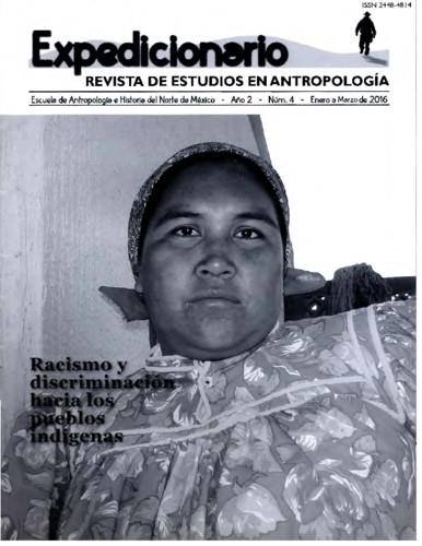 Expedicionario, Revista de Estudios en Antropología. Num. 4 (2016)