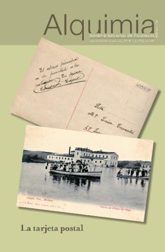 Alquimia Num. 67 (2019) La tarjeta postal