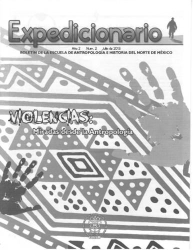 Expedicionario, Revista de Estudios en Antropología. Num. 2 (2013)