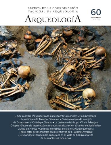 Arqueología Núm. 60 (2020)