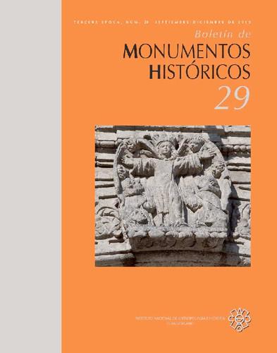 Boletín de Monumentos Históricos -  Num. 29 (2013) (Tercera Época)