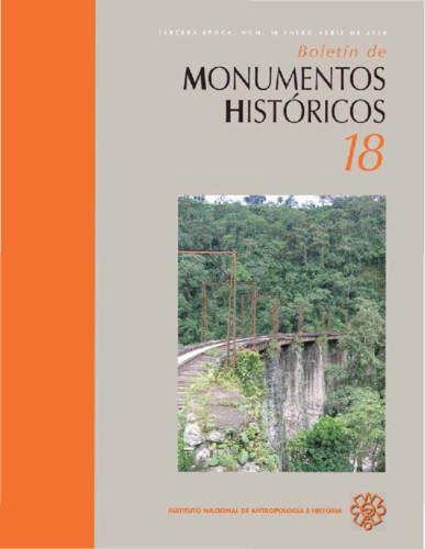 Boletín de Monumentos Históricos Núm. 18 (2010) (Tercera Época)