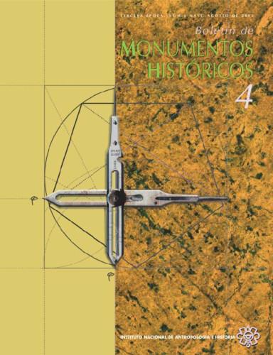 Boletín de Monumentos Históricos -  Num. 4 (2005) (Tercera Época)