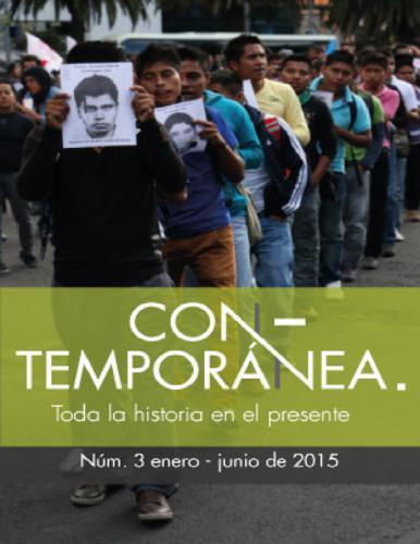 Con-temporánea - Num. 3 (2015)