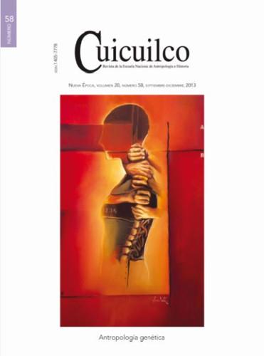 Cuicuilco -  Vol. 20 Num. 58 (2013) Antropología genética