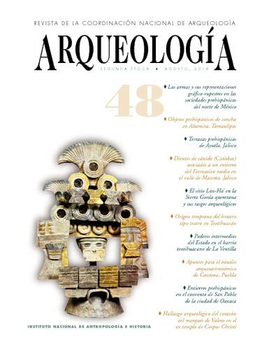 Arqueología -  Num. 48 (2014) Segunda época