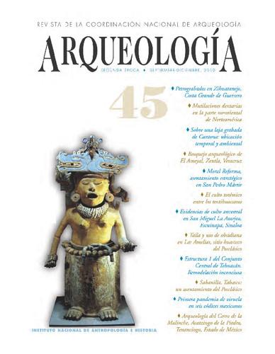 Arqueología -  Num. 45 (2010) Segunda época