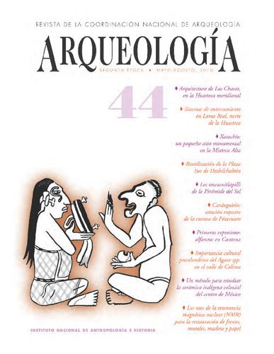 Arqueología -  Num. 44 (2010) Segunda época