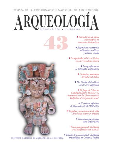 Arqueología -  Num. 43 (2010) Segunda época