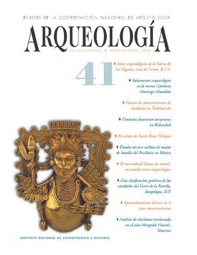 Arqueología -  Num. 41 (2009) Segunda época