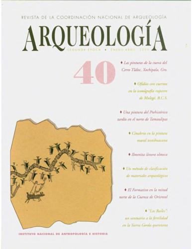 Arqueología -  Num. 40 (2009) Segunda época