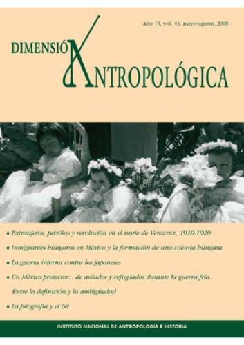 Dimensión Antropológica Vol. 43 (2008)