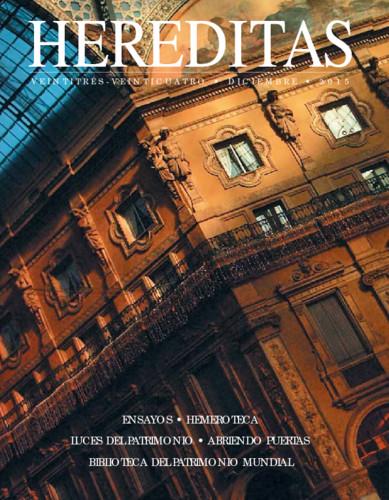 Hereditas -  Num. 23-24 (2015)