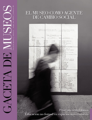 Gaceta de Museos - Num. 46 (2009) El museo como agente de cambio social