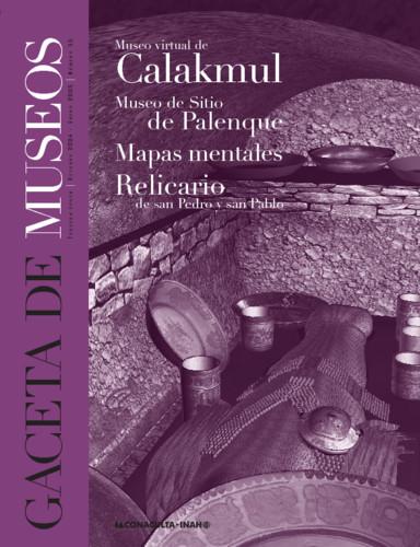 Gaceta de Museos -  Num. 33 (2005)