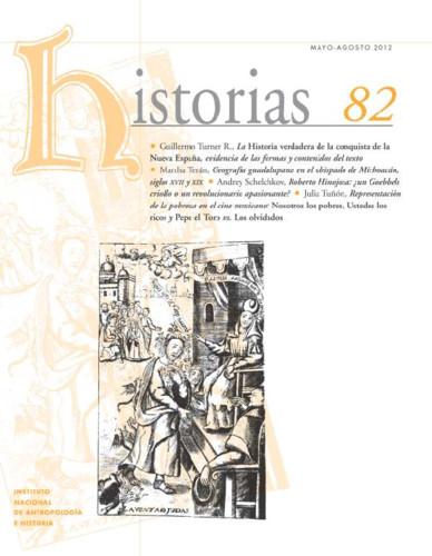 Historias Num. 82 (2012)