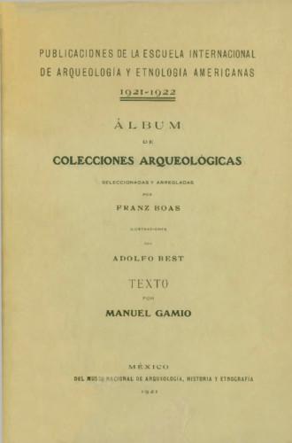 Álbum de Colecciones Arqueológicas