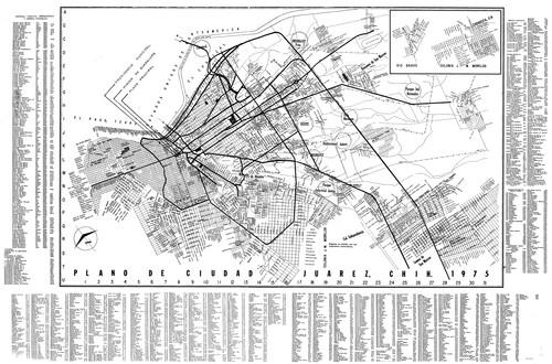 Planos de la localidad
