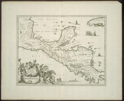 Yucatan Conventus Juridici Hispaniae Nove Pars Occidentalis, et Guatimala Conventus Juridicus