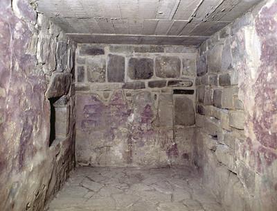 Pintura de la Tumba 72, Monte Albán