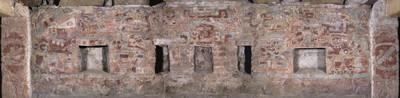 Pintura de la Tumba 104, Monte Albán
