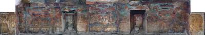 Pintura de la Tumba 105, Monte Albán
