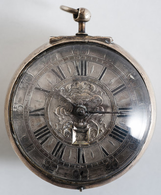 Reloj de bolsillo tipo cebollón