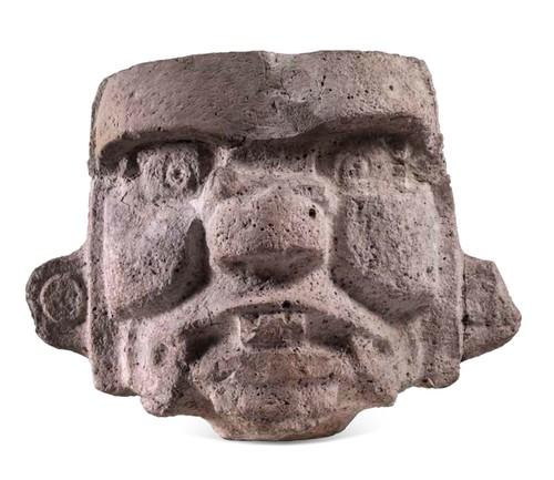 Escultura de Kinich Ahau