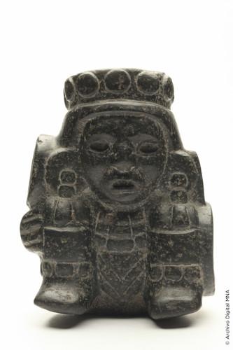 Escultura Tezcatlipoca