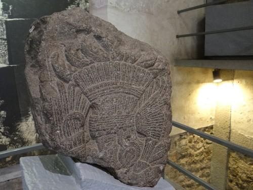 Fragmento de estela de Tepoztcatl