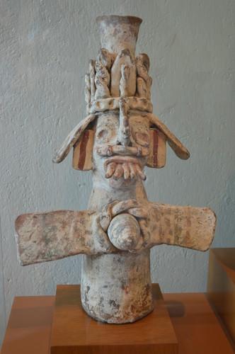 Escultura de Tláloc