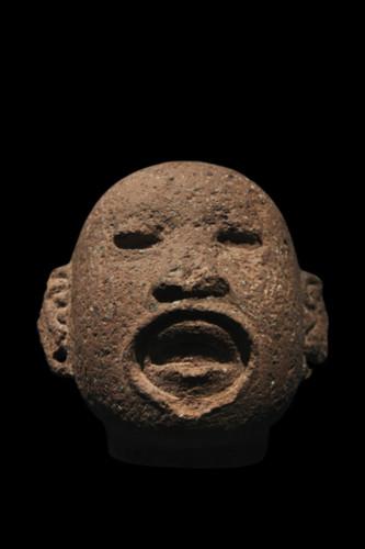 Escultura Xipe-Tótec