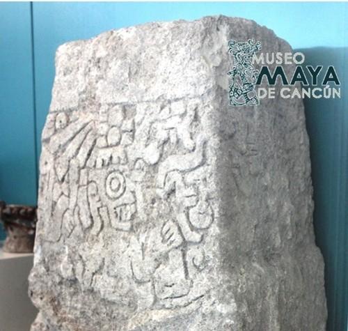 Piedra de sacrificio o texcatl