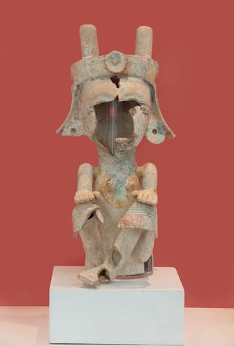 Xantil que representa a la diosa Xochiquetzalt