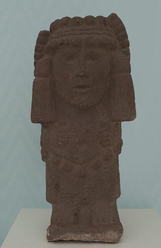 Escultura de deidad
