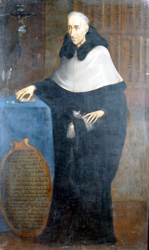 Antonio de la Cerda Morán, fray