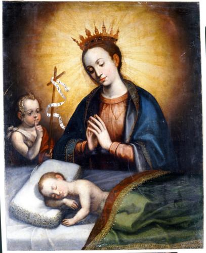 Dolorosa, o el Niño sueña con la Cruz