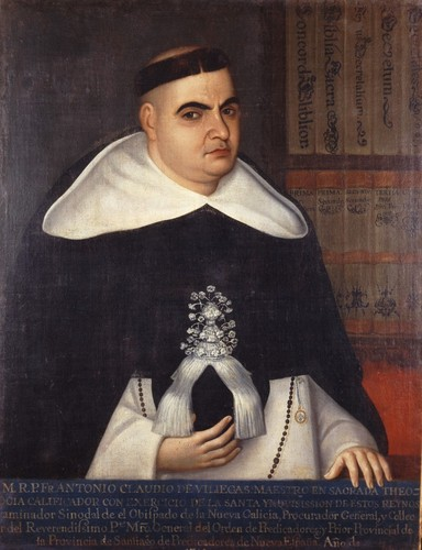 Antonio Claudio de Villegas de la Blanca