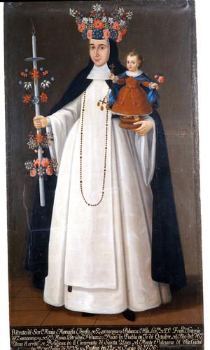 Sor María Manuela Josefa de Zamacona y Pedroza