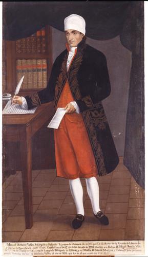 Manuel Antonio Valdés Murguía y Saldaña
