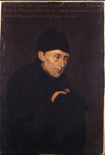 Francisco Javier Lazcano
