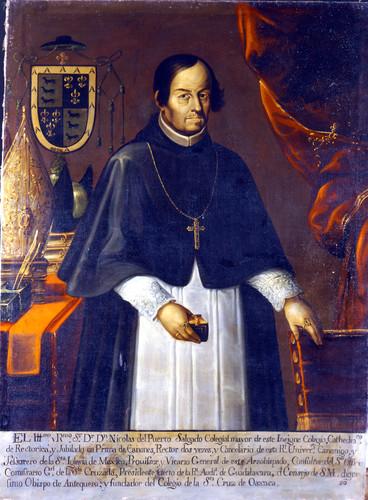Nicolás del Puerto y Salgado