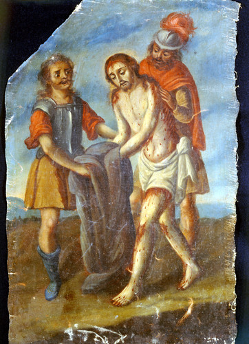 Cristo despojado de sus vestiduras