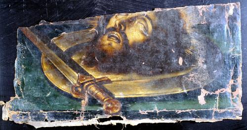 San Juan Bautista decapitado