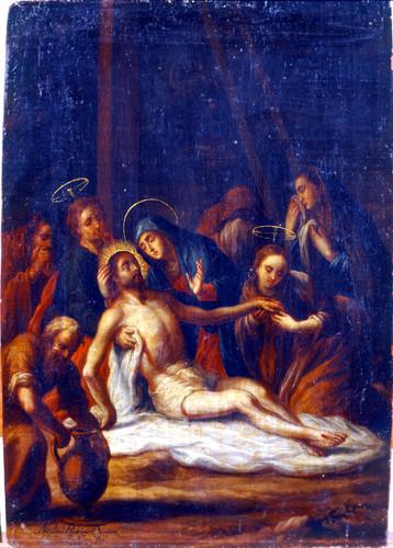 Llanto sobre Cristo muerto o Lamentación