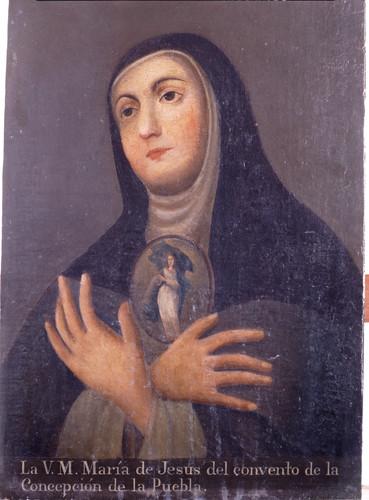 Venerable madre María de Jesús Tomelín