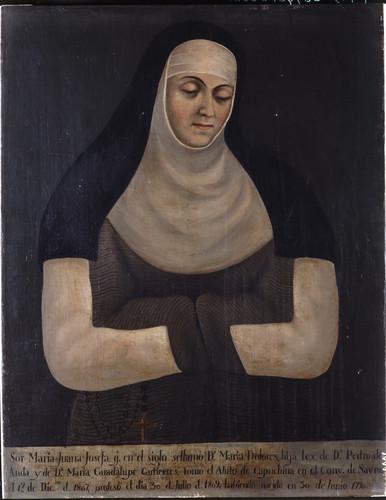 Sor María Juana Josefa